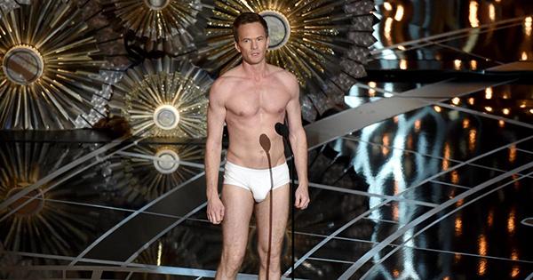 Neil Patrick Harris hosting the Academy Awards