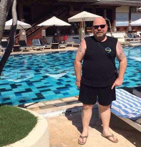 Hawaii Escape Competition Winner Jeff Norton (Supplied)