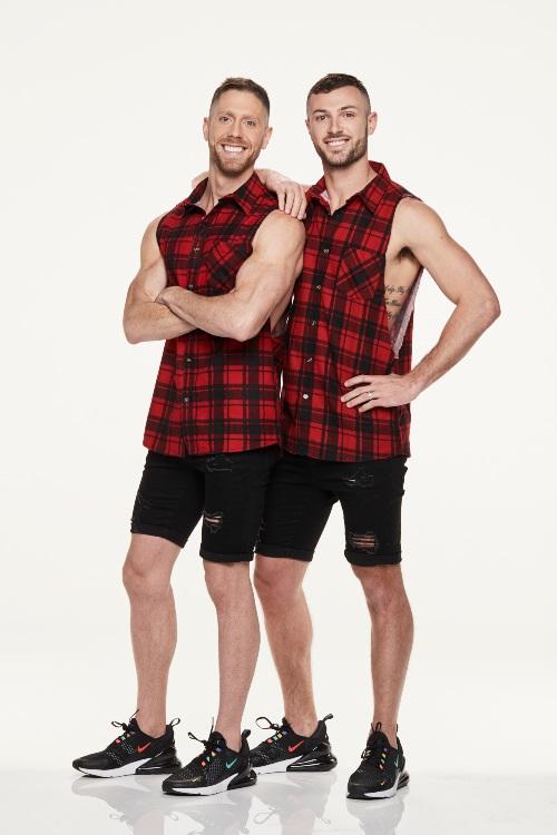 Tim and Rod The Amazing Race Australia