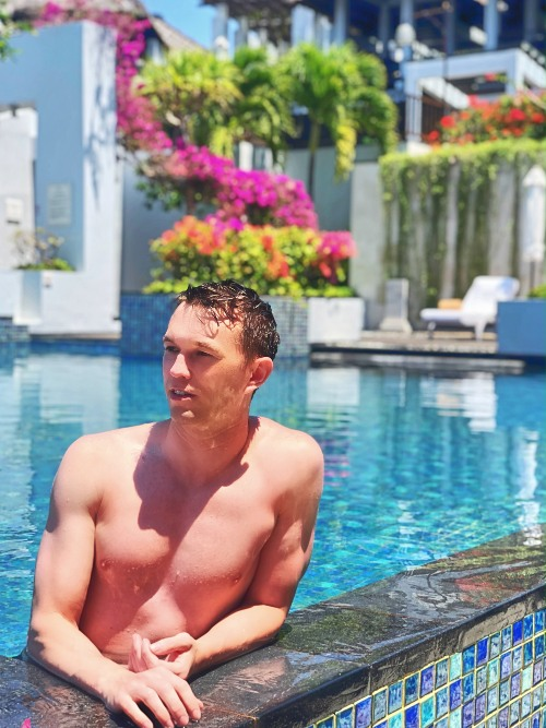 David Francis at Samabe Bali Suites