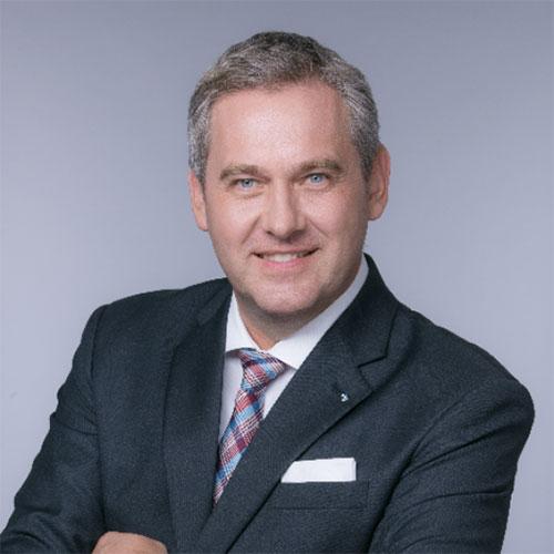 Stefan Teuchert, CEO of BMW Group Russia