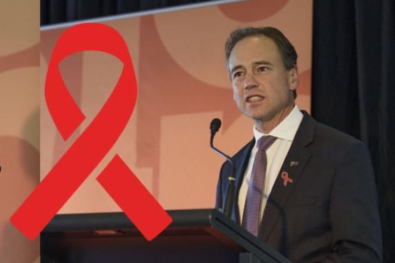 Greg Hunt World AIDS Day